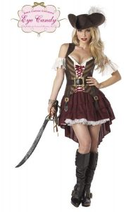 Pirate Halloween Costume Adult