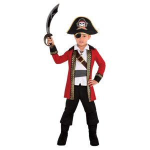 Pirate Halloween Costume For Toddler Boy