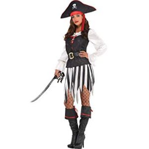 Pirate Haloween Costume