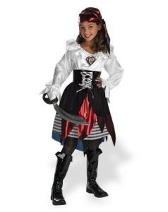Pirate Lass Costume