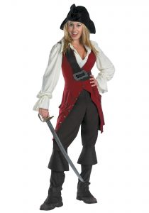 Pirate Of The Caribbean Elizabeth Costume