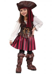 Pirate Of The Caribbean Girl Costume