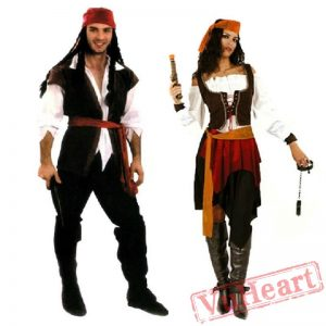 Pirate Of The Caribbean Halloween Costume