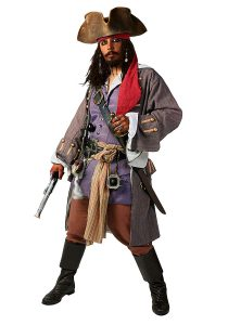Pirate Of The Carribean Costume