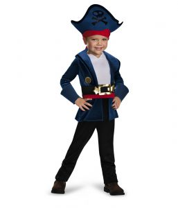 Pirate Princess Costume Jake