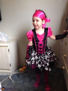 Pirate Princess Costume Toddler