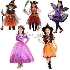 Pirate Princess Fairy Costume
