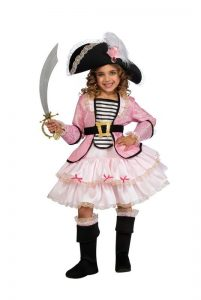 Pirate Princess Halloween Costume