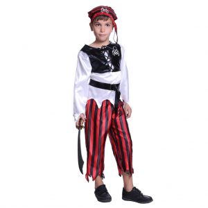 Pirate Sailor Costume