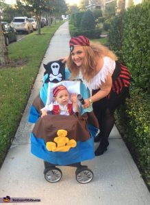 Pirate Ship Costume