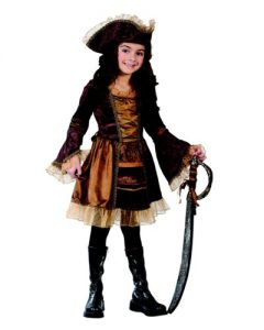 Pirate Victorian Costume