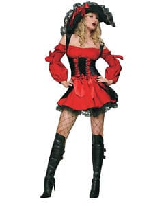 Pirate Wench Costume Women