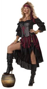 Pirate Wench Halloween Costume