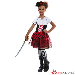 Pirate Woman Costume Images