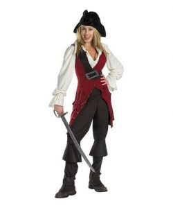 Pirate Women In Disguise