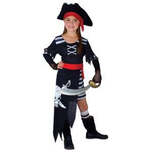 Pretty Pirate Princess Costume