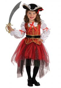 Princess Of The Sea Pirate Costume