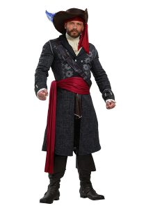 Professional Pirate Costume