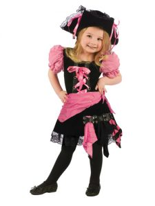 Punk Pirate Costume