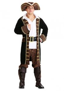 Realistic Pirate Costume
