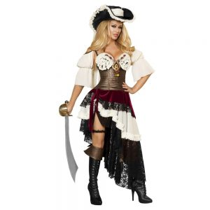 Roma Pirate Costume