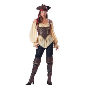 Rustic Pirate Costume