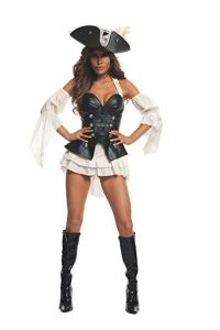 Sexy Girl Pirate Costume