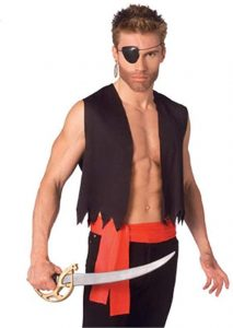 Sexy Male Pirate Costume
