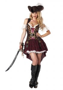 Sexy Pirate Costume Female