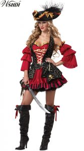 Sexy Pirate Costume Women