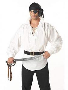 Simple Male Pirate Costume