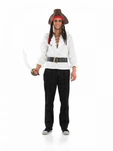 Simple Pirate Costume For Men