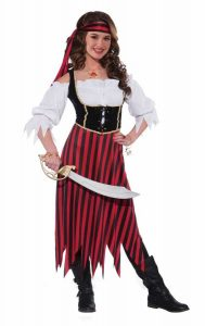Teens Pirate Costume