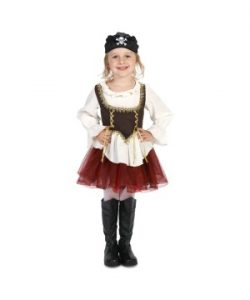 Toddler Punk Pirate Costume
