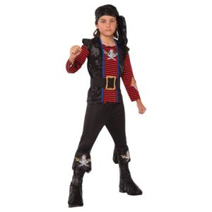 Toddler Rogue Pirate Costume