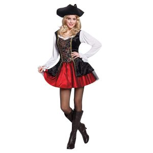 Women'S Pirate Maiden Costume