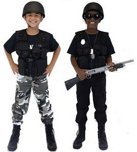 Youth Marine Officer Costume